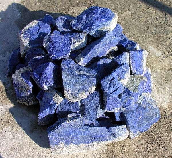 Chemical Amp Mechanical Properties Of Lapis Lazuli