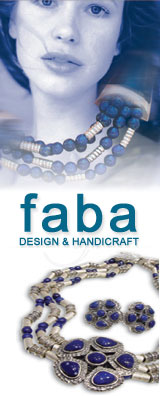 faba Chile: design & handicrafts in Lapis Lazuli